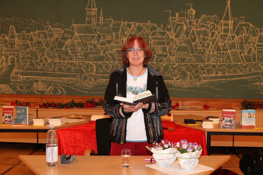 Vortrag Vera Zingsem